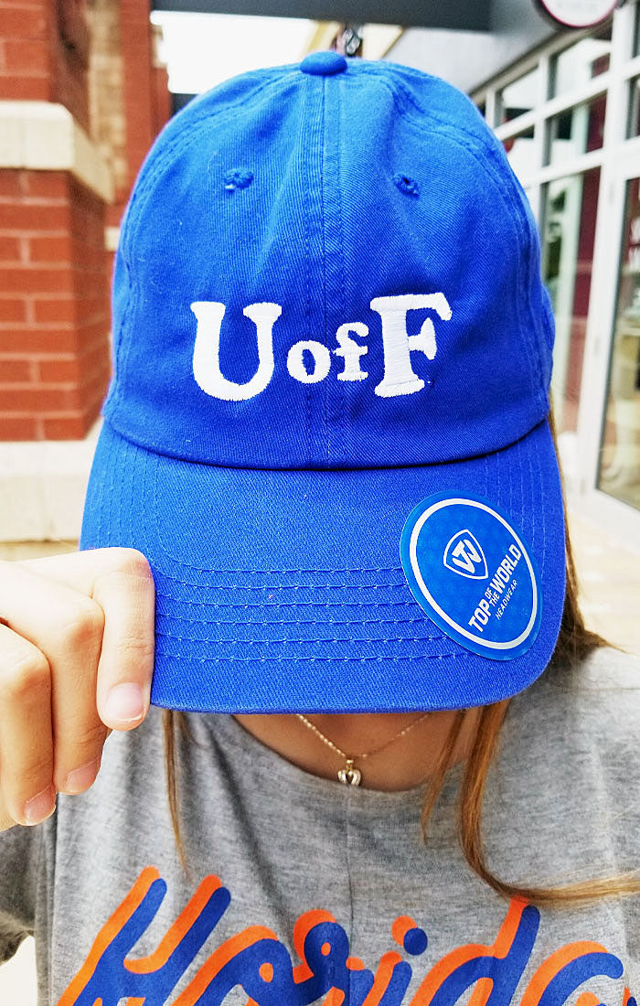 U of F Baseball Hat (582985318433)