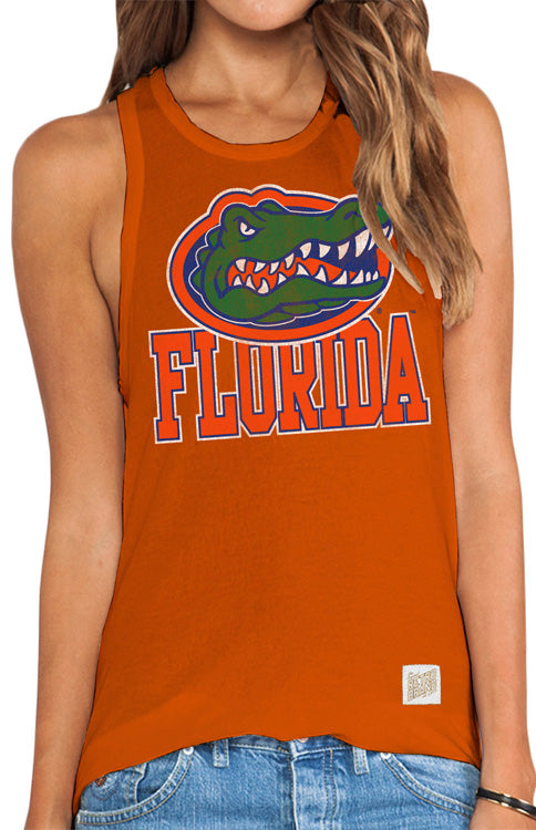 The Lauren Florida Gators Vintage Muscle Tank