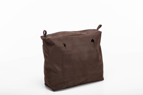 Inner Lining - Brown Canvas