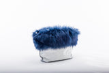 2020 Fur Trim - Blue