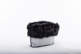 2020 Fur Trim - Black