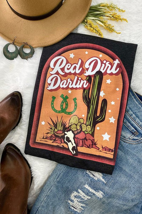 Red Dirt Darlin' Tee