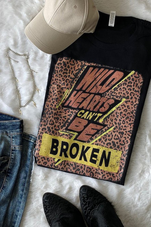 Wild Hearts Can't Be Broken Tee