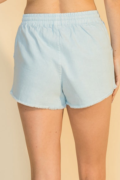 Spring Break Shorts - Blue