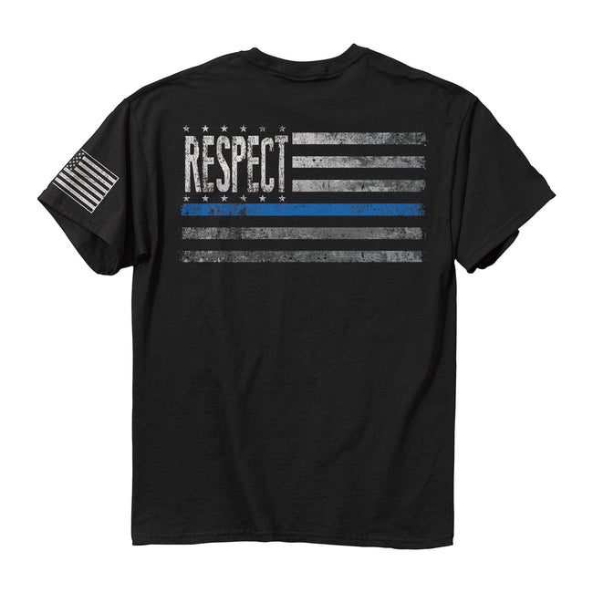 Respect The Blue Shirt