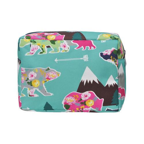 LARGE Mama Bear Cosmetic Bag