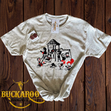 Horror Movie Playground Tee
