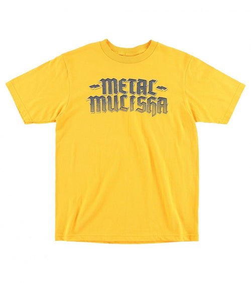 Boys Metal Mulisha Front Tee - Cowboys & Angels