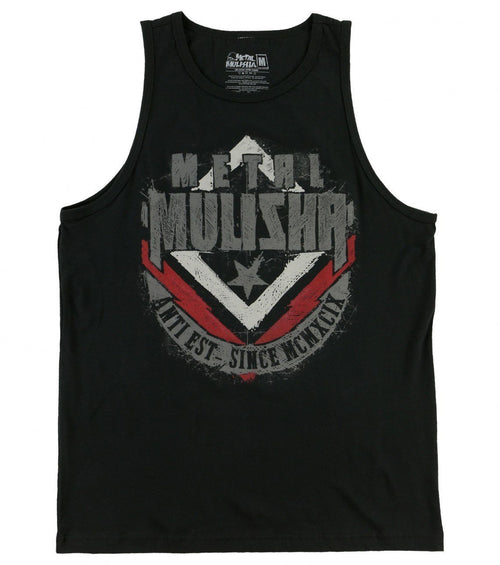 Metal Mulisha Hatch Tank - Cowboys & Angels