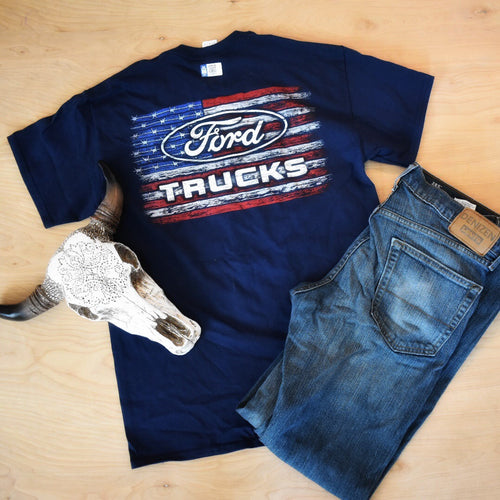 Ford Barbed Flag Shirt