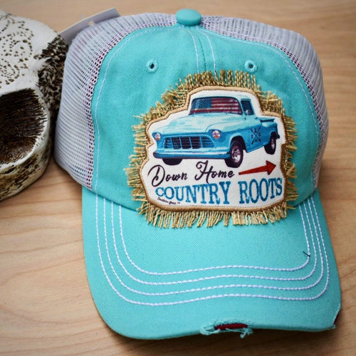 Down Home Country Roots Hat
