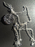 DRUZY STYLE NECKLACE - Cowboys & Angels
