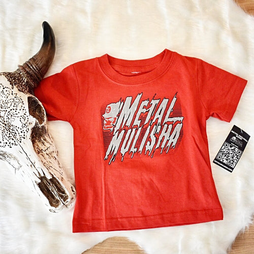 Infant Metal Mulisha Driver Tee