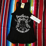 Southern Belle Raising Hell Tank