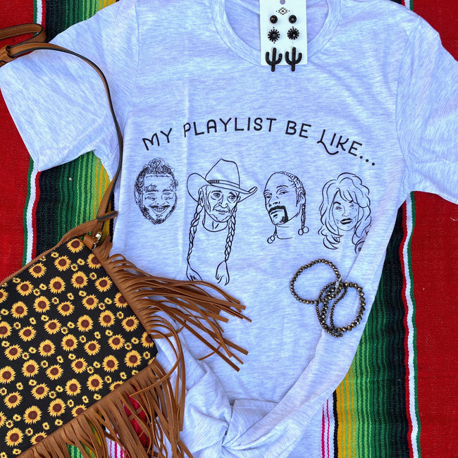My Playlist Tee