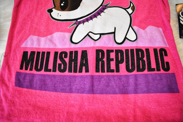 Girls Mulisha Republic Tee
