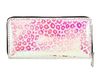 Leopard Holographic Wallet