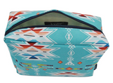 LARGE! Southern Belle Serape Cosmetic Bag