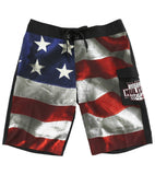 Old Glory Boardshorts - Cowboys & Angels