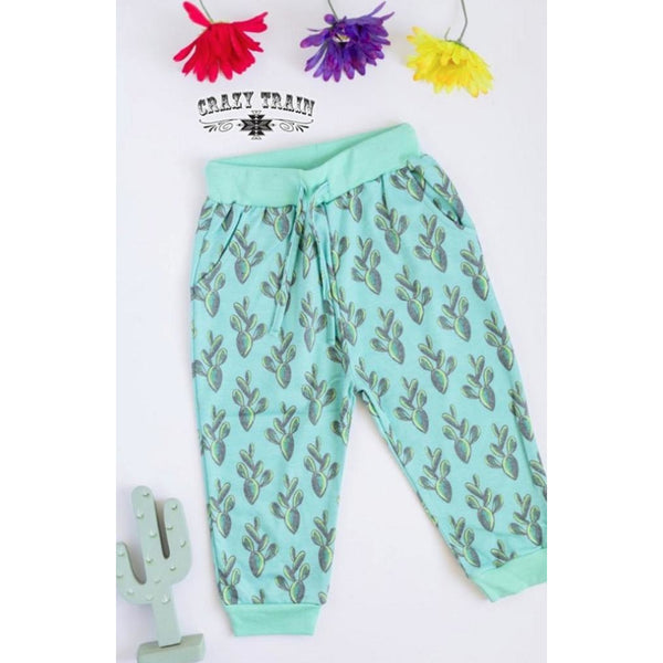 Prickly Pear Infant Joggers