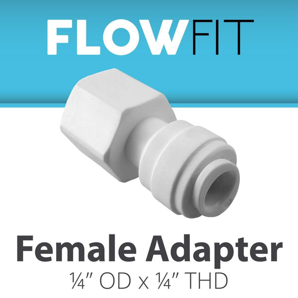 FEMALE ADAPTER ¼