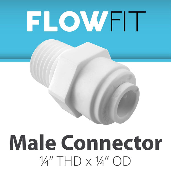 "1/4"" MALE CONNECTOR"