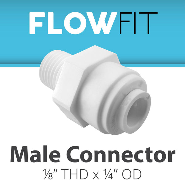 "1/8"" MALE CONNECTOR"