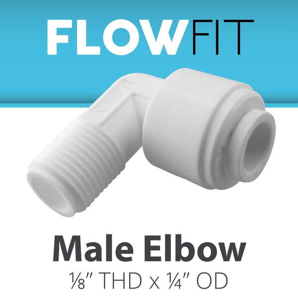 "1/8"" MALE ELBOW"