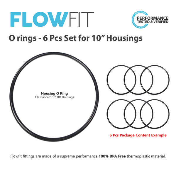 Express Water Replacement O-Ring Kit for Standard 3.5\