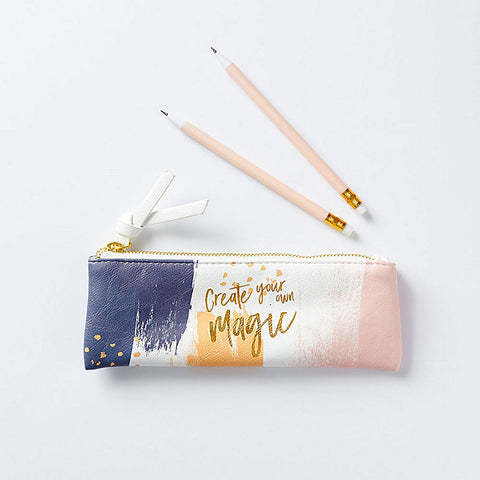 CREATE YOUR OWN MAGIC PENCIL POUCH