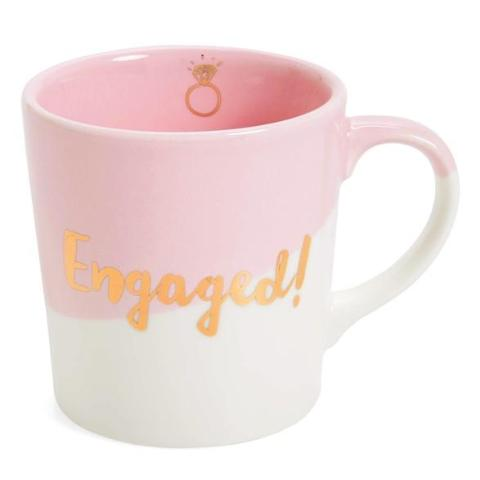 ENGAGED MUG - Give Lovely