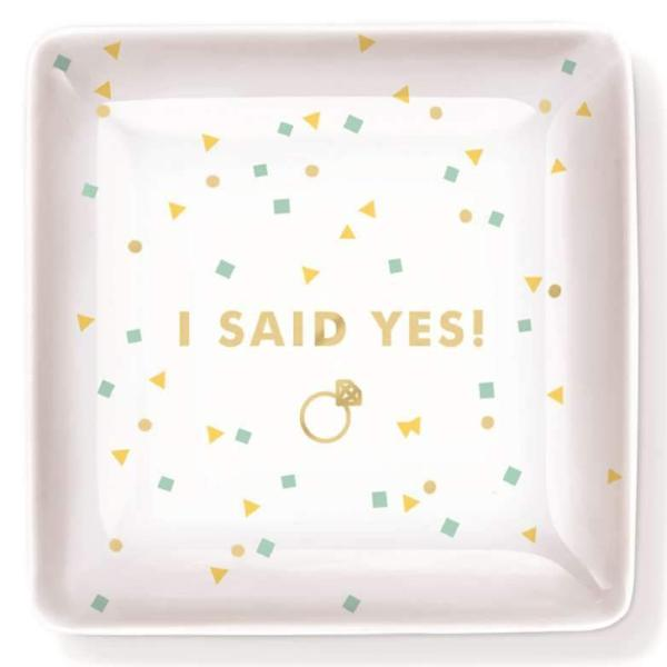 I SAID YES TRAY
