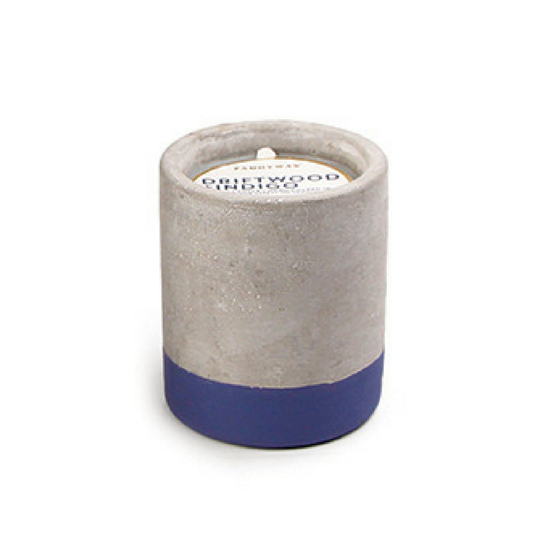 DRIFTWOOD & INDIGO URBAN CANDLE - Give Lovely