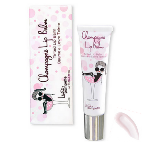 CHAMPAGNE LIP BALM - BUBBLY
