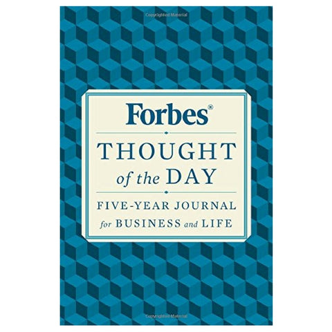 FORBES THOUGHT OF THE DAY - Give Lovely