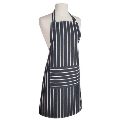 BUTCHER STRIPE APRON - Give Lovely