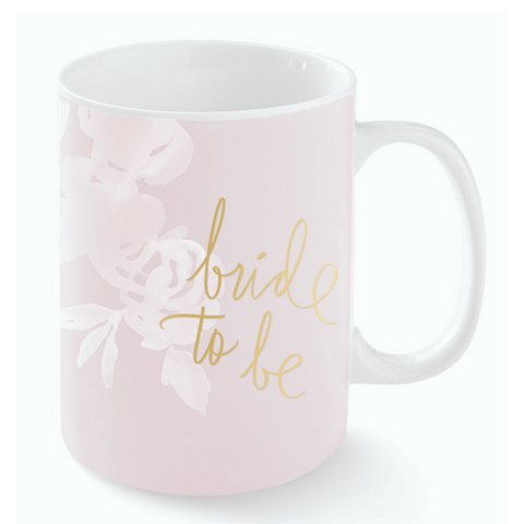 BRIDE TO BE MUG - Give Lovely
