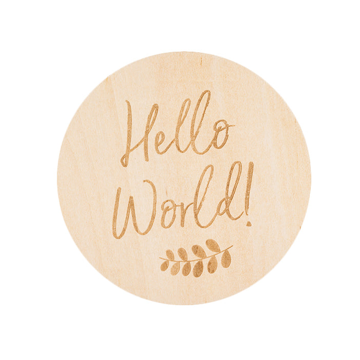 Hello World - Give Lovely