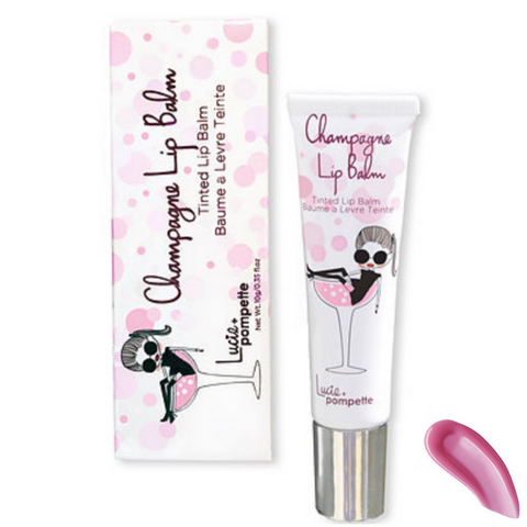 CHAMPAGNE LIP BALM - FLIRTINI - Give Lovely