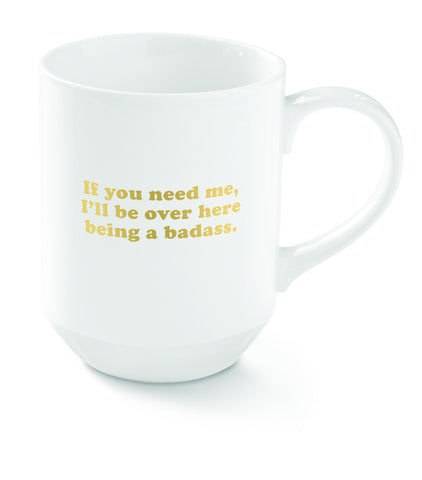 BADASS MUG - Give Lovely