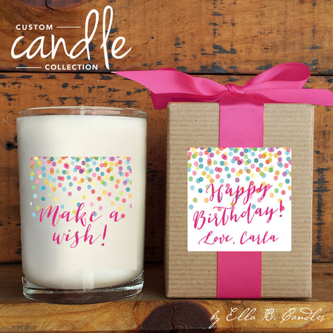 CUSTOM CANDLE COLLECTION