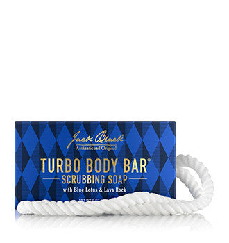 TURBO BODY BAR SOAP-ON-A-ROPE