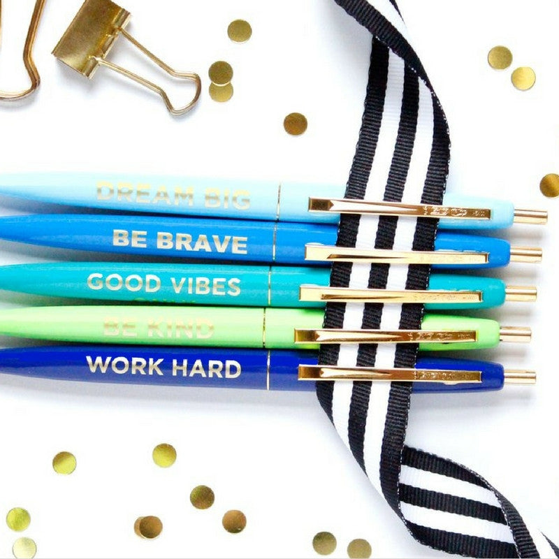 POSITIVE PEN SET