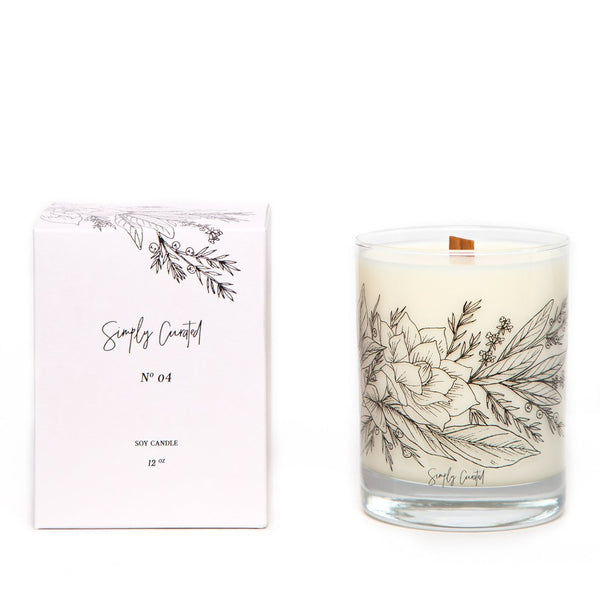 BOTANICAL COLLECTION NO. 04 CANDLE