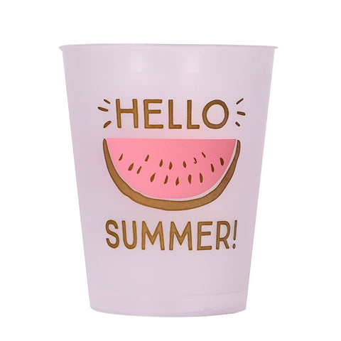 HELLO SUMMER CUP SET