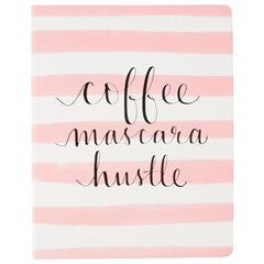 COFFEE, MASCARA, HUSTLE JOURNAL