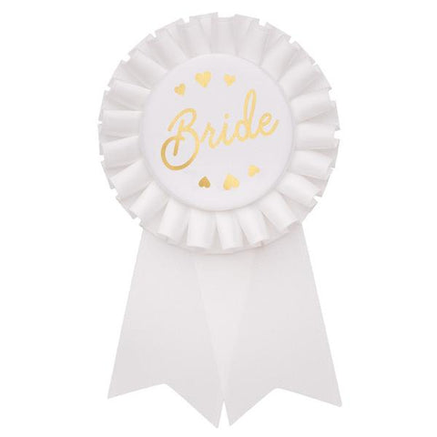 BRIDE AWARD RIBBON - Give Lovely