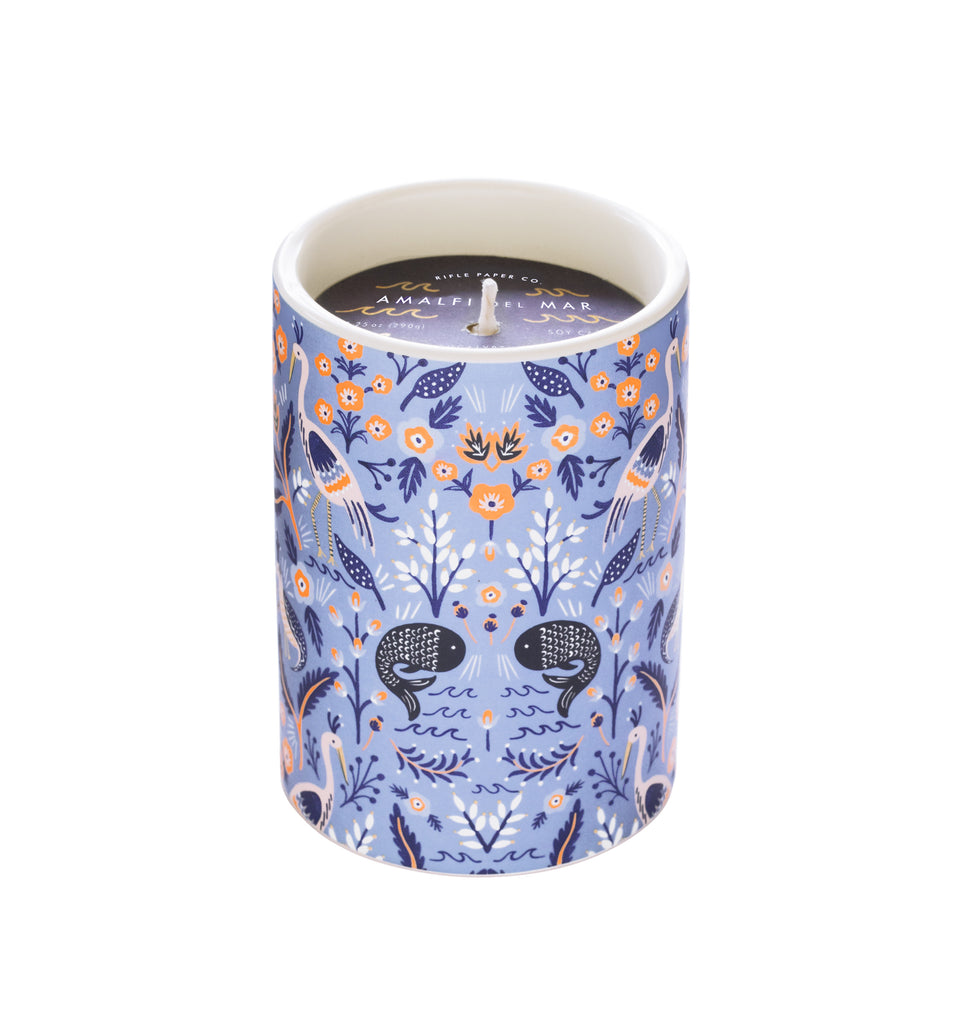 AMALFI DEL MAR CANDLE - Give Lovely