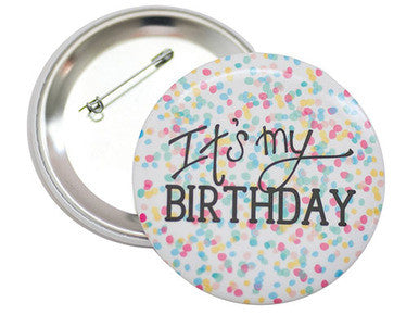 MY BIRTHDAY BUTTON