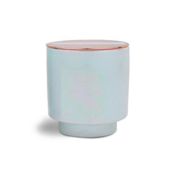SEA SALT & PLUMERIA GLOW CANDLE